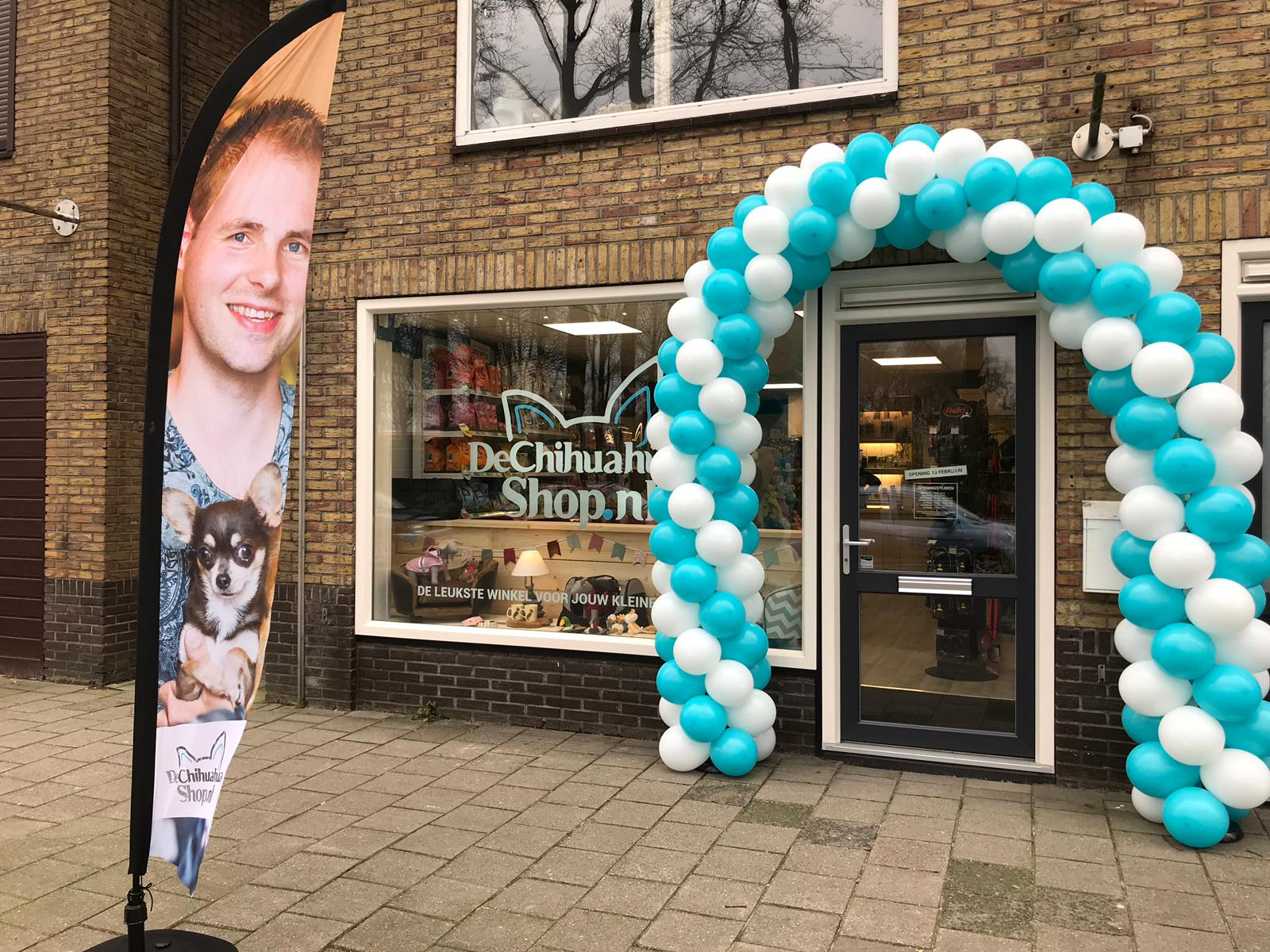 Chihuahua Winkel in Enschede